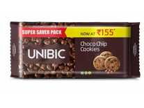 [Pantry] UNIBIC Choco Chip Cookies, 500 g Rs.82