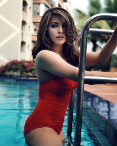 Indian tv actress shama sikander hot movie no nudity - 1 3