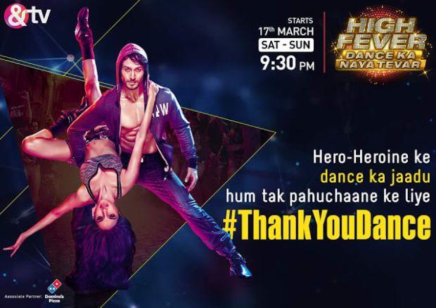 &TV Tv Show 'High Fever - Dance ka Naya Tevar' - Wiki Plot, Story, Star Cast, Promo, Watch Online, &TV, Youtube, HD Images