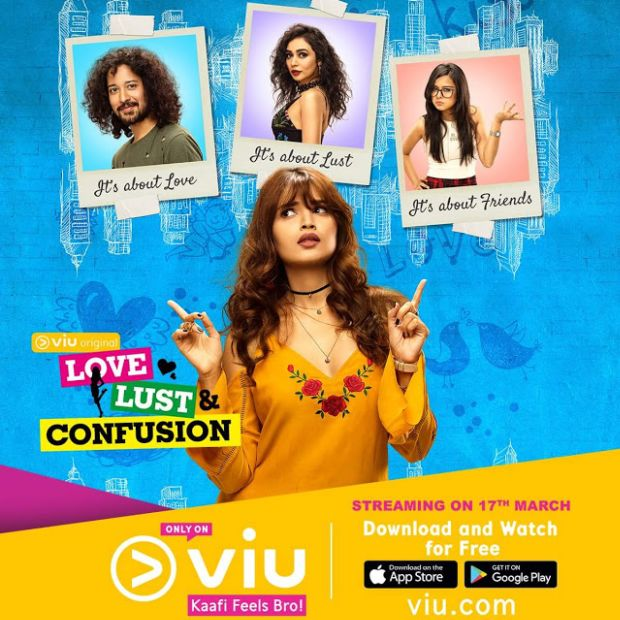VIU Web Series 'Love, Lust and Confusion'- Wiki Plot, Story, Star Cast, Promo, Watch Online, VIU, Youtube, HD Images