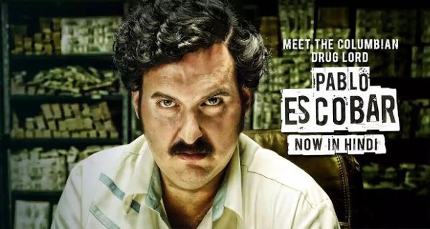 Zee 5 Web Series 'Pablo Escobar' Show in Hindi - Wiki Plot, Story, Star Cast, Promo, Watch Online, Zee 5, Youtube, HD Images