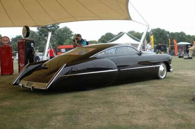 The Beautiful Cadillac Series 61 Sedanette Vintage Car