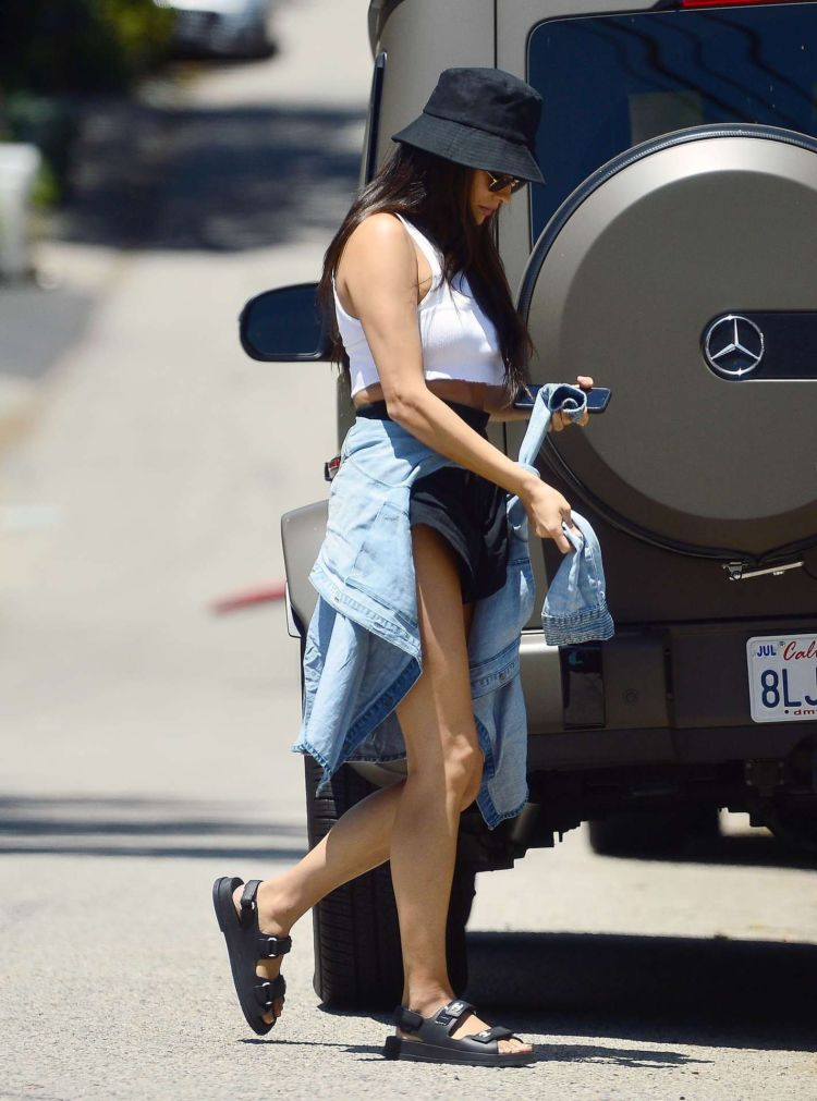 Stunning Shay Mitchell Spotted Out In Los Angeles