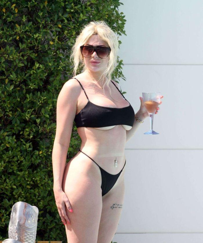 Chloe Ferry On A Bikini Vacation In Thailand