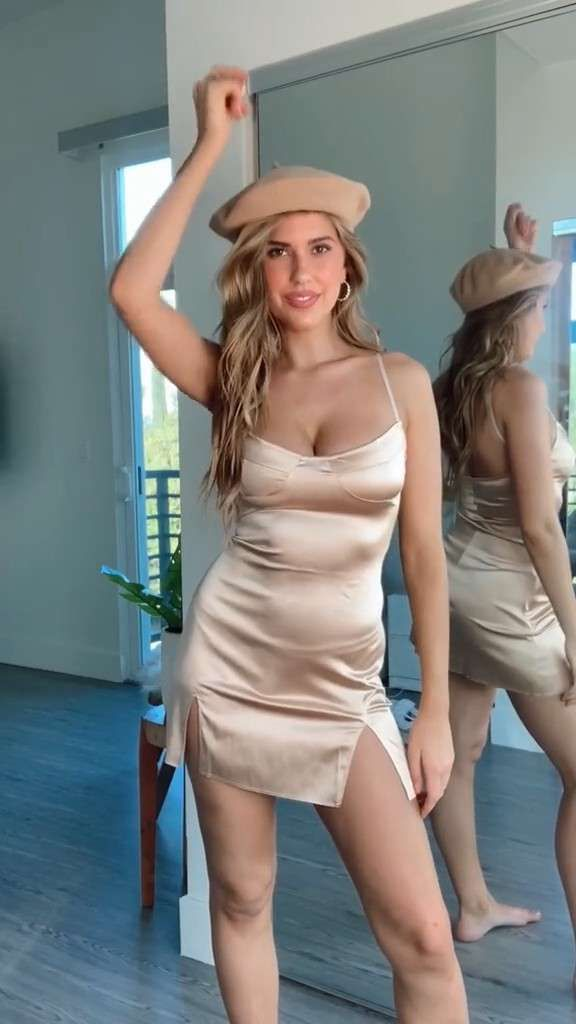 Kara Del Toro Looks Stunning In A Mini Dress